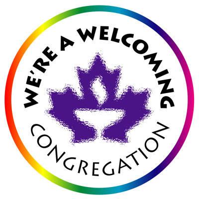 We are a welcoming congregation