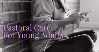 pastoral care for young adults