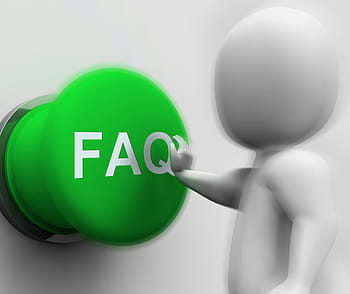 FAQ frequently-asked questions button