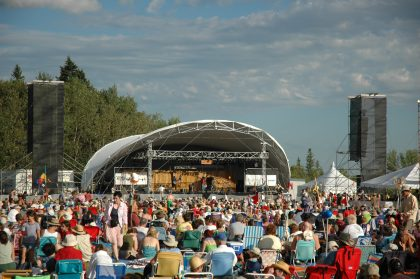 Winnipeg folk festival 2006