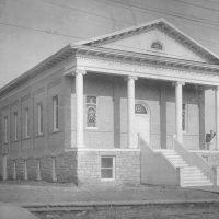 First Icelandic Unitarian Church c 1905