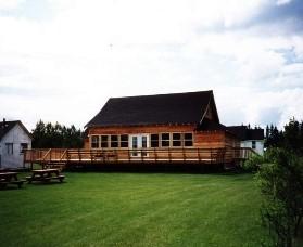 camp hnuasa cabin