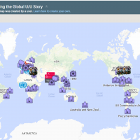 mapping the global uu story