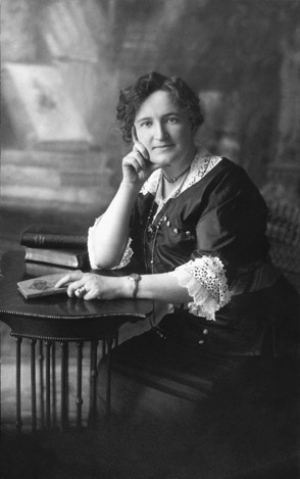 Nellie McLung
